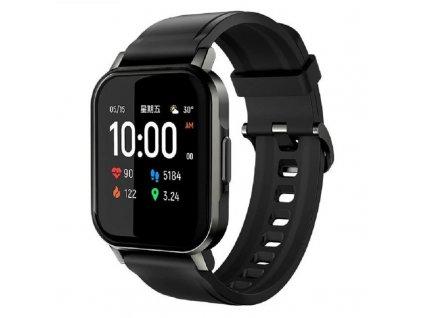 Chytré hodinky / Haylou LS02 / černé