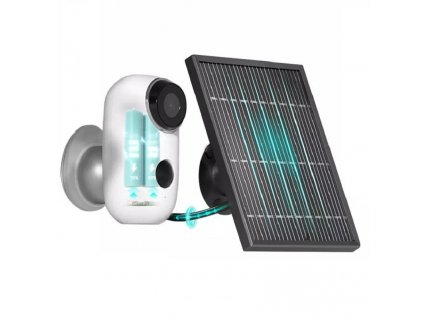 Solární WiFi kamera /  Heimvision HMDB2MQ / rozlišení 2MP /