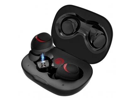 Bezdrátová sluchátka / AIRAUX UM1 / černé