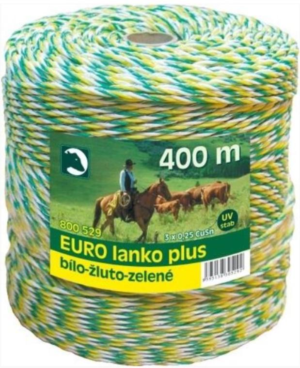 Lanka a pásky pro ohradníky