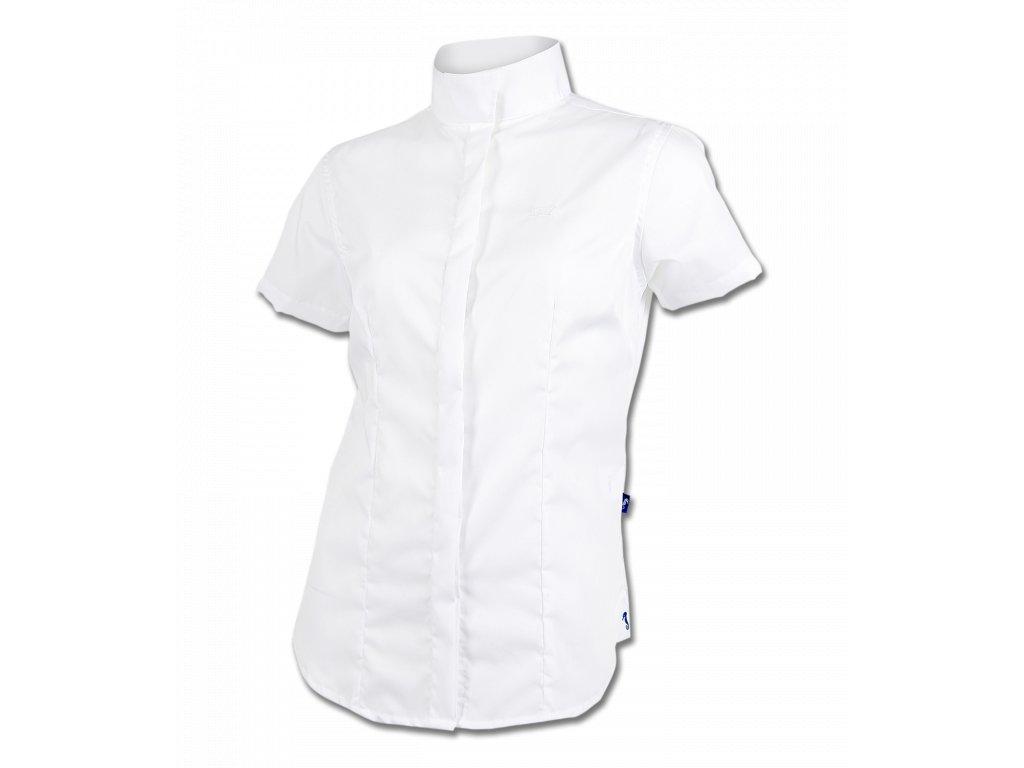 Košile závodní Sonja dámská bílá ELT
