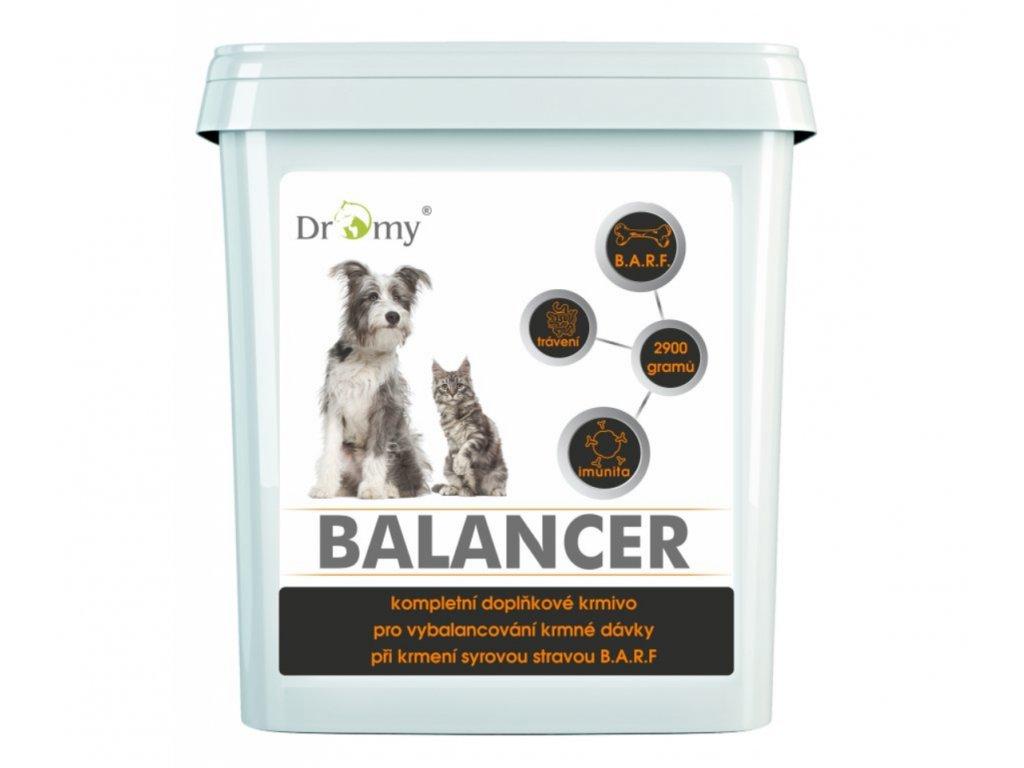 0ae2cd218e37 Dromy Balancer BARF 8in1 2900 g Vitamíny a doplňky stravy pro psy ...