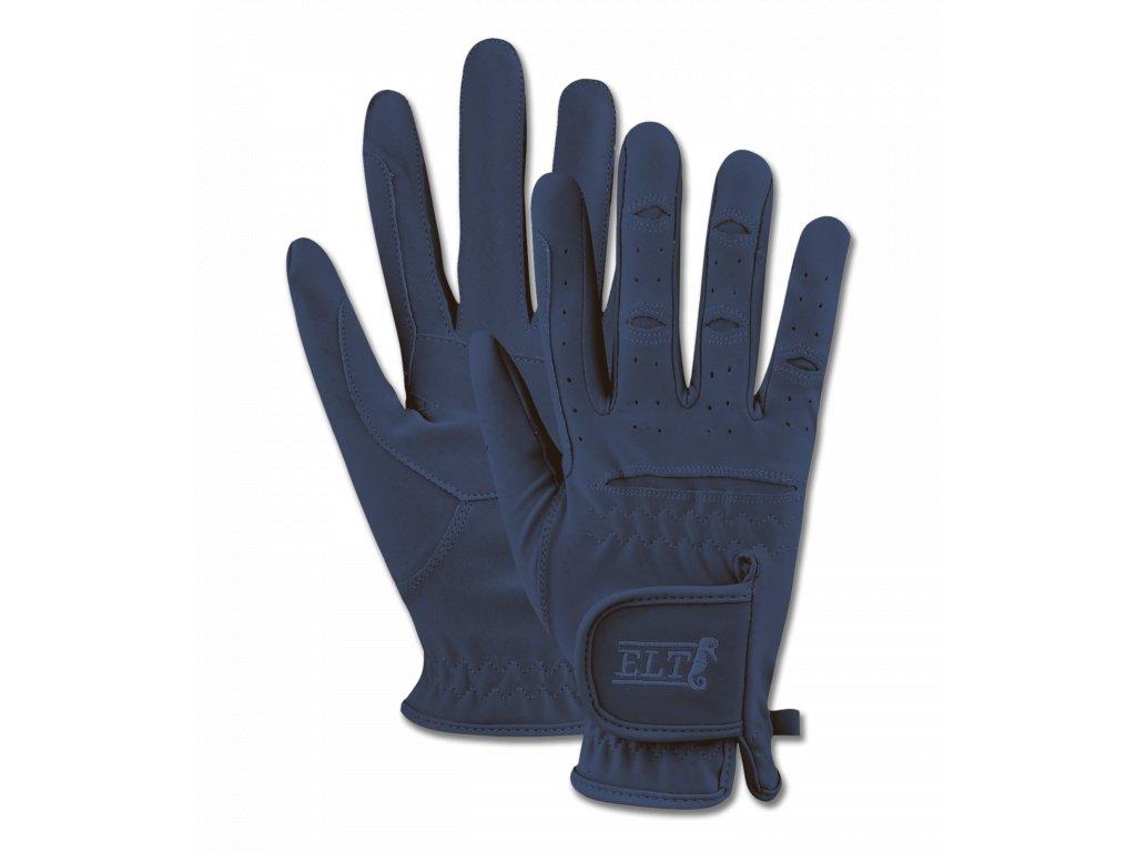 199 rukavice jezdecke variety elt modre l