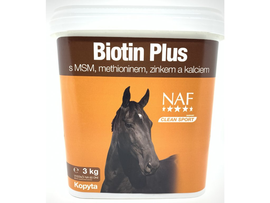 Biotin 3kg naf