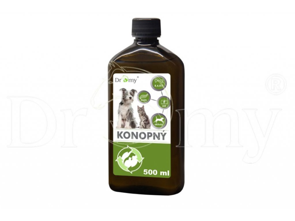 konopny olej 500ml