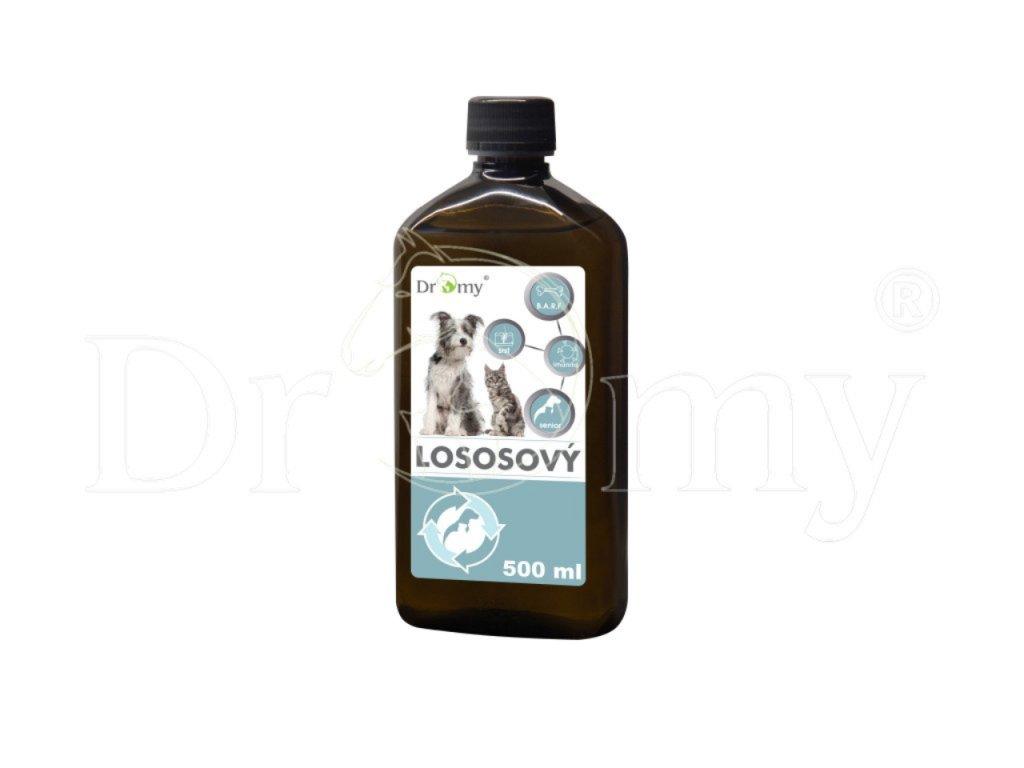 lososovy olej 500ml