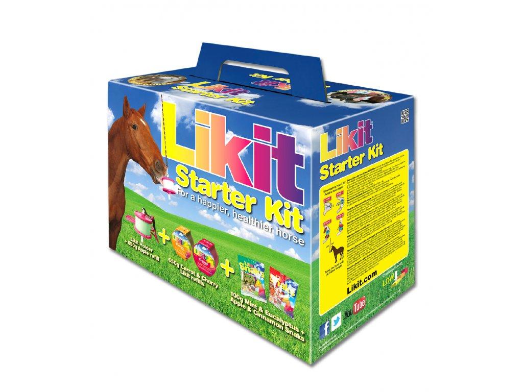 Likit Starter Kit 6ks