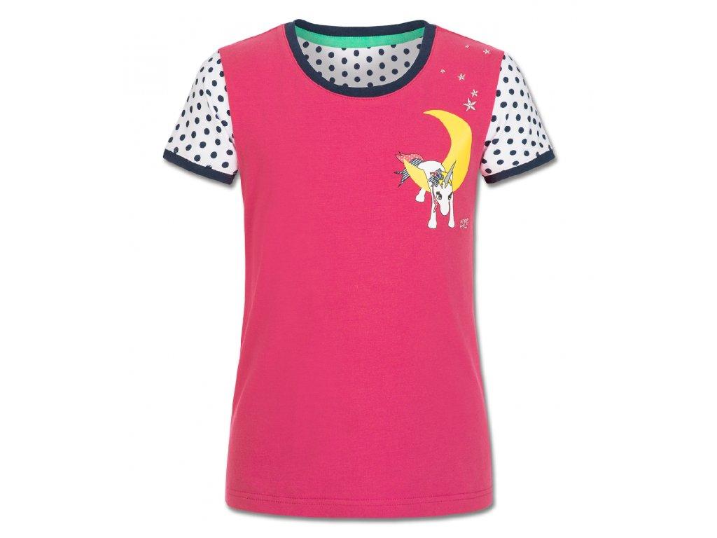 Tričko Vinni Unicorn azalea ELT