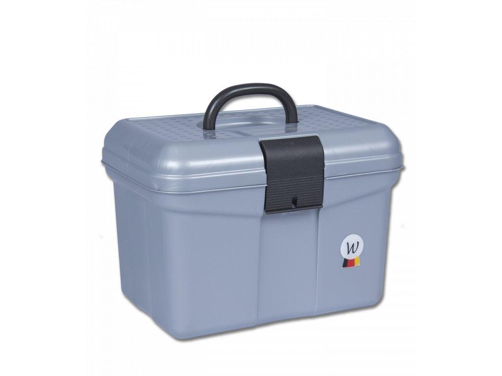 Box na čištění silver grey Waldhausen