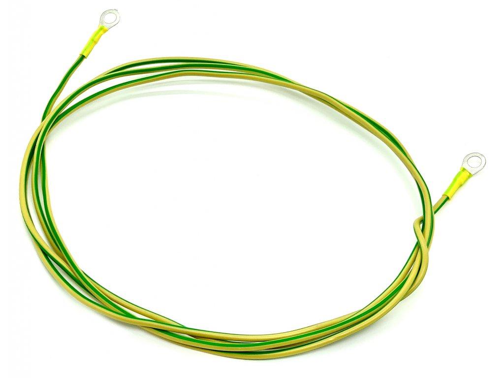 Zemnící drát 2m
