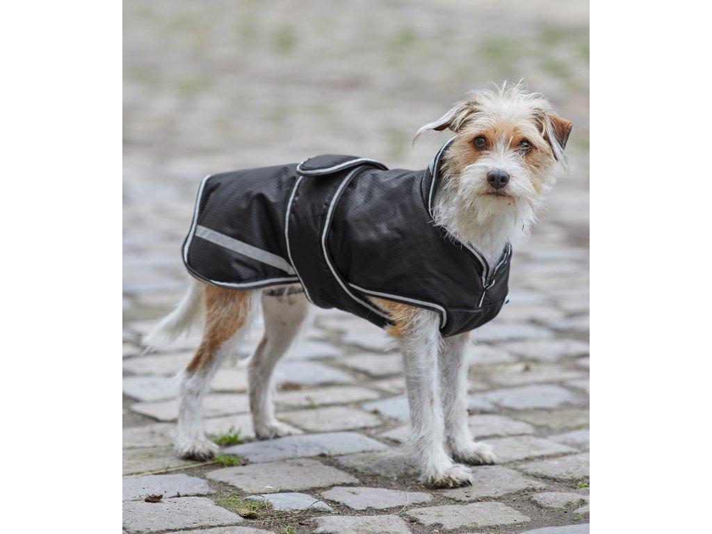 Waldhausen Protection Dog obleček nepromokavý černý