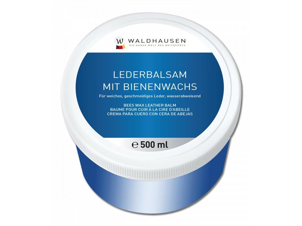 Balzám na kůži se včelím voskem 500ml Waldhausen
