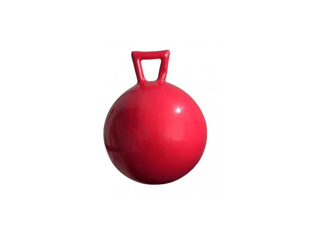 Balón 40cm červený