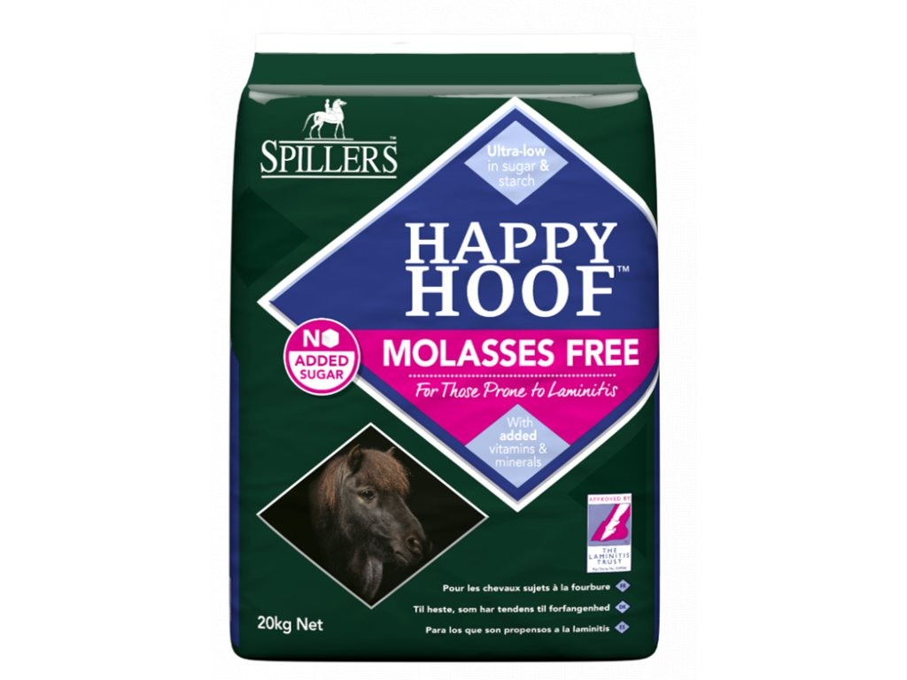 Happy Hoof Molasses Free 20kg