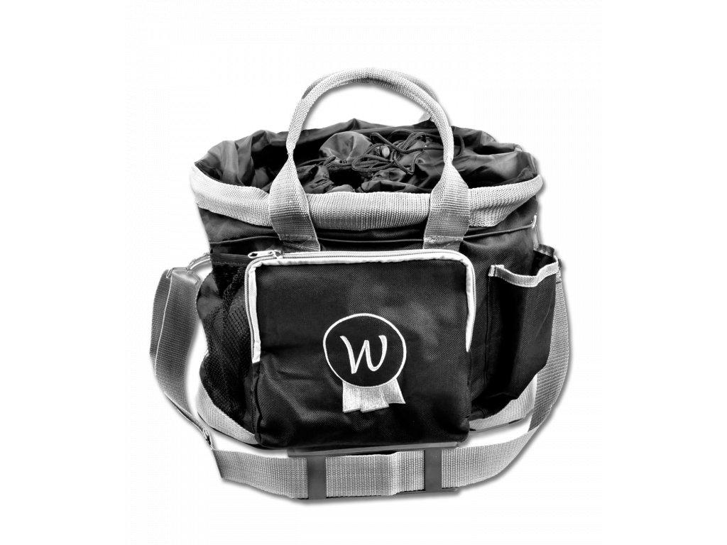 709 taska na cisteni black grey waldhausen