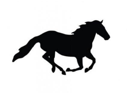 běžící kůň 380140109