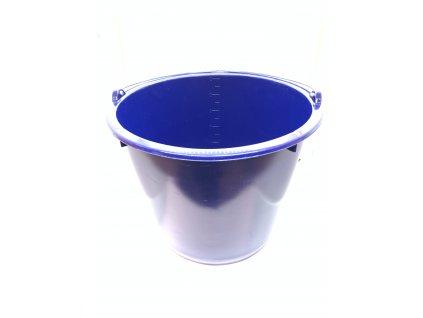 Kbelík modrý