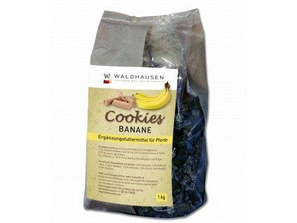 Pamlsky banánové Waldhausen 1kg