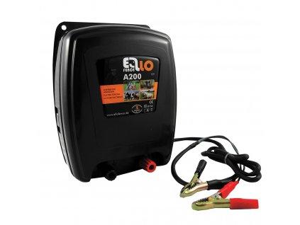 Elektrický bateriový ohradník ELLOFENCE A200