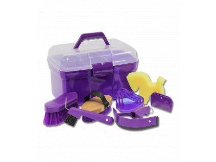 Box na čištění Unicorn lilac Waldhausen