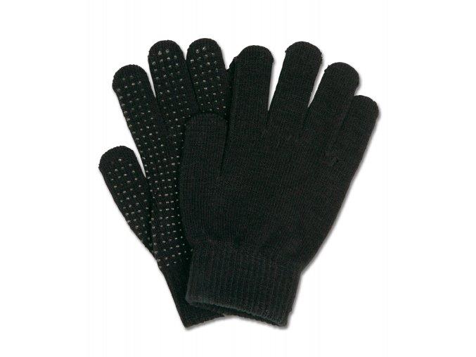 205 rukavice magic grippy elt cerne detske