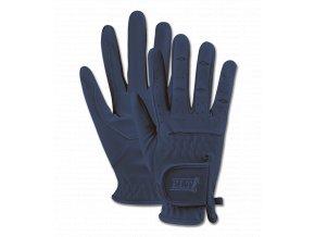 202 rukavice jezdecke variety elt modre m