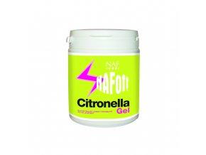 NAFOFF citronella gel 750g czech