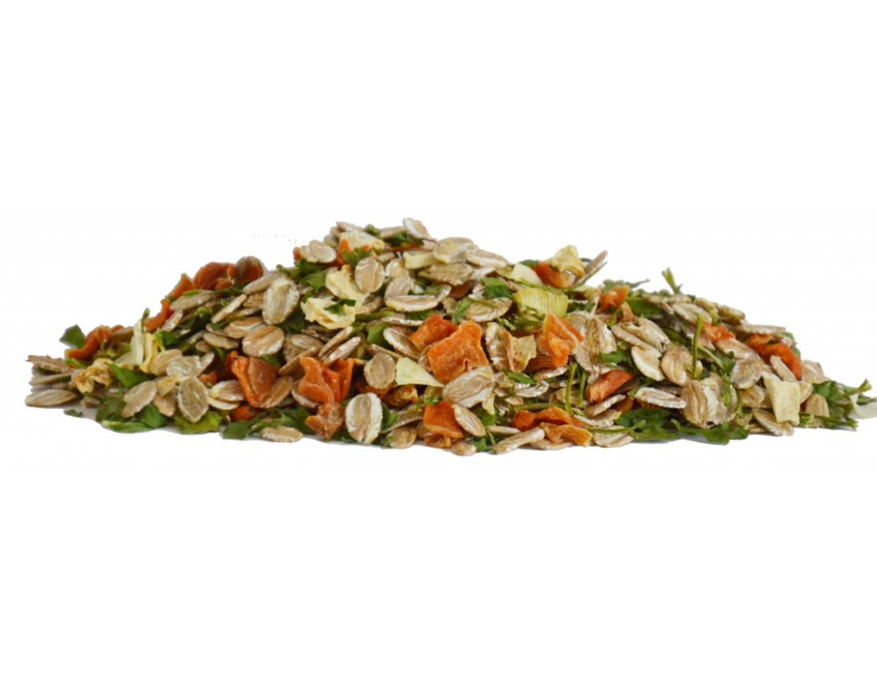 Dromy Instantní obilné vločky se zeleninou 1000 g Vitamíny a doplňky stravy pro psy