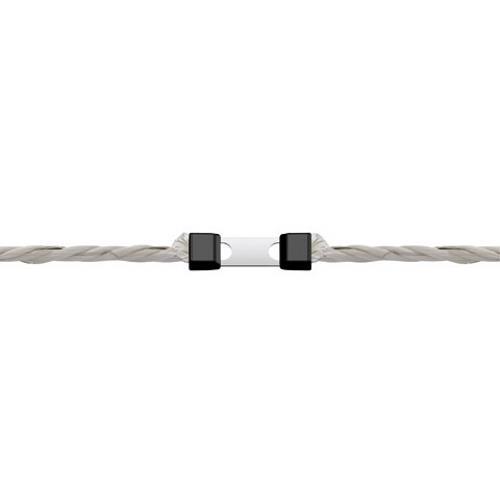 Spojka na lano Litzclip® do 6 mm přímá 5ks