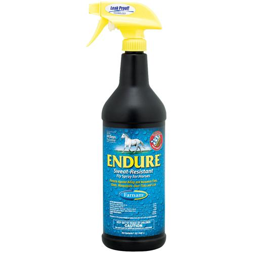 Repelent proti hmyzu Farnam Endure Sweat Resistant Fly 946ml