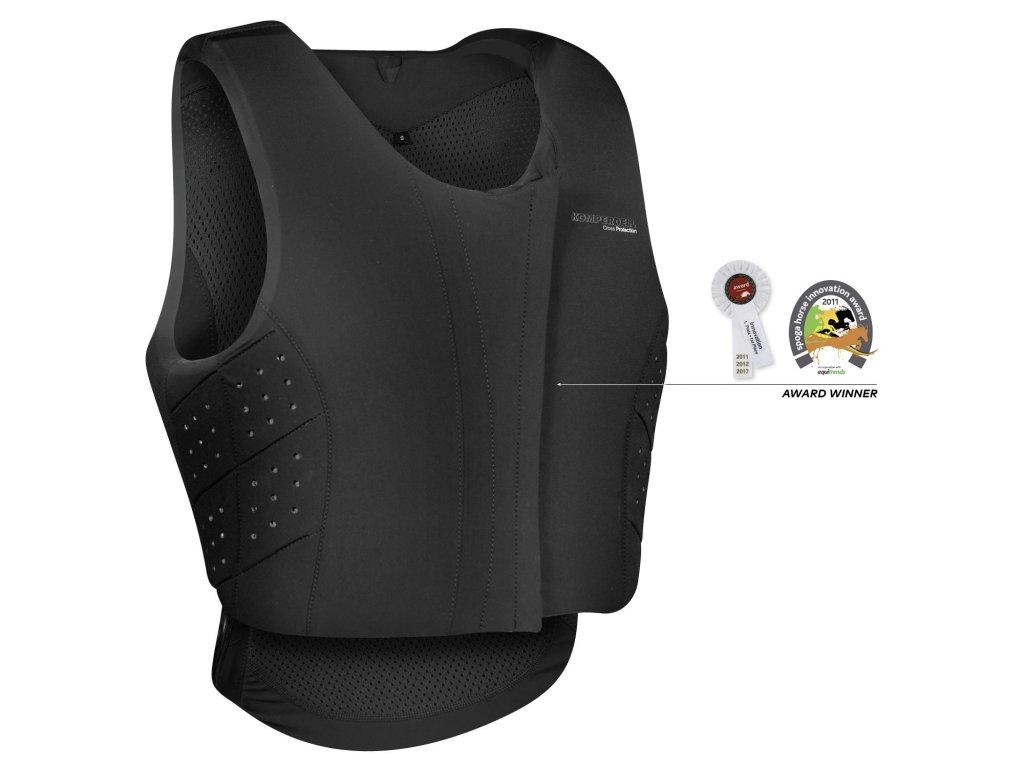 K S21 EN K6296 02 Safety Vest Regular Fit Frontzip 4 1920x1920