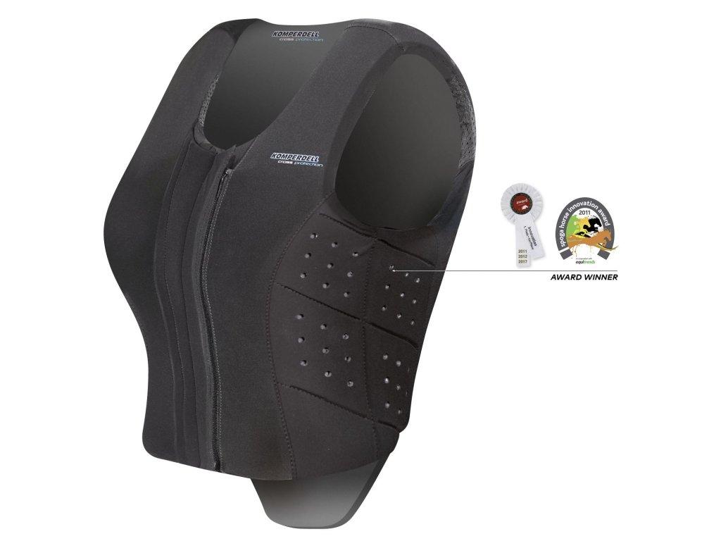 K S21 EN K6297 02 Saftey Vest Slim Fit Frontzip 4 1920x1920
