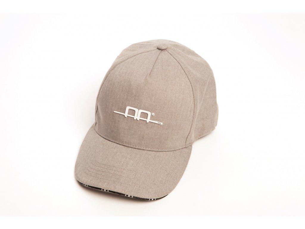 AA WATERPROOF CAP STONE GREY