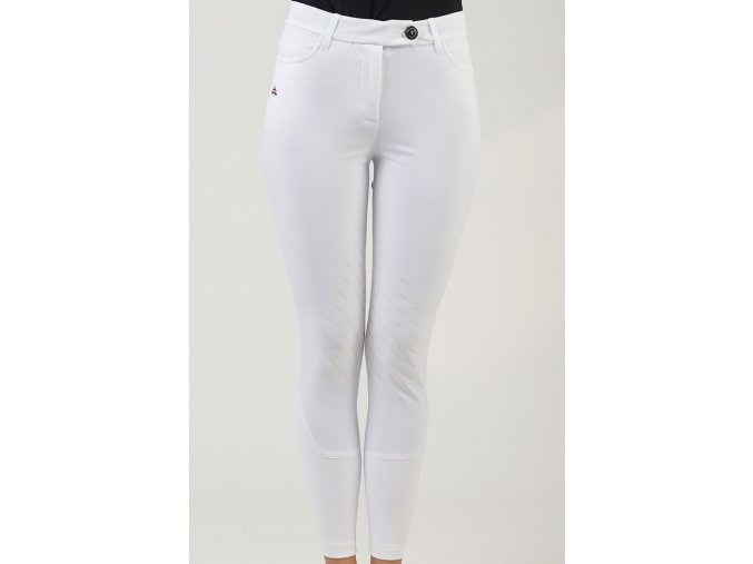 Makebe Anna breeches White