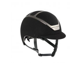 KASK Dogma Chrome Light Black/Silver