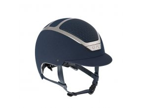 KASK Dogma Chrome Light Navy/Silver
