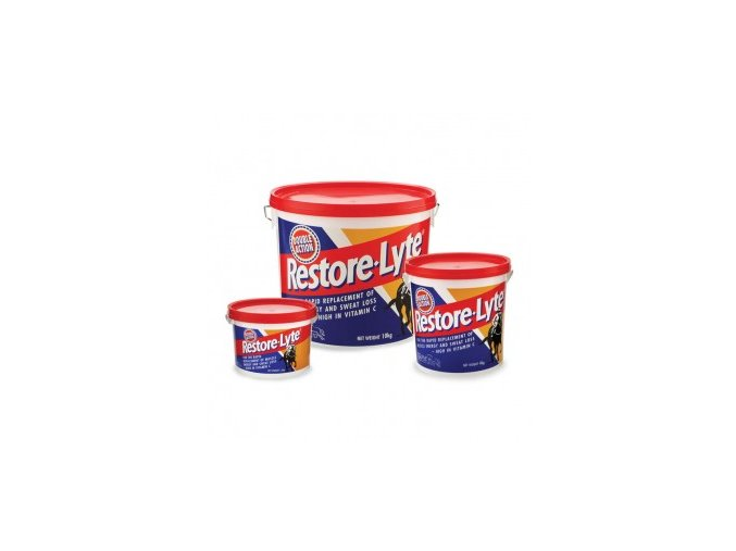 Equine Restore-Lyte Powder 4 kg