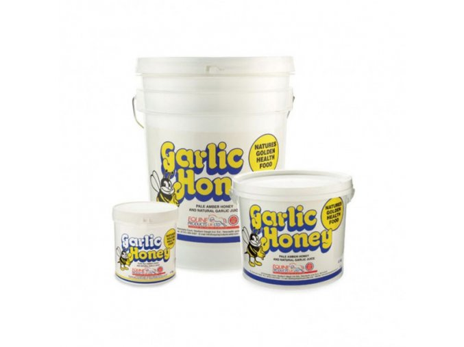 Equine Garlic Honey 4 kg