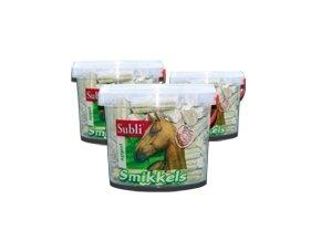 Subli Smikkels - mix mrkev jablko