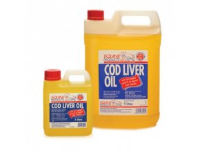 Equine Cod Liver Oil 5 l