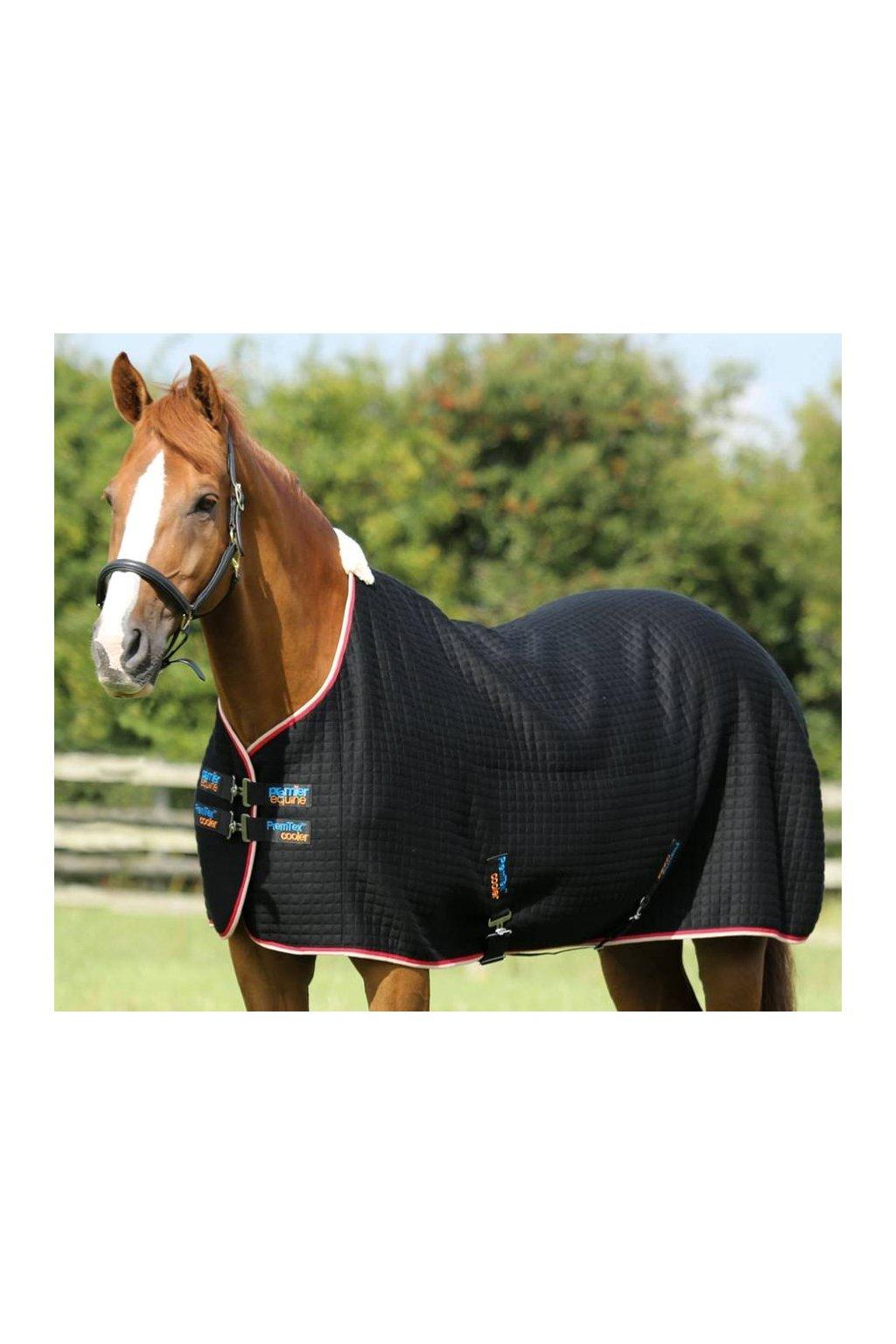 Odpocovací deka PremTex Premier Equine