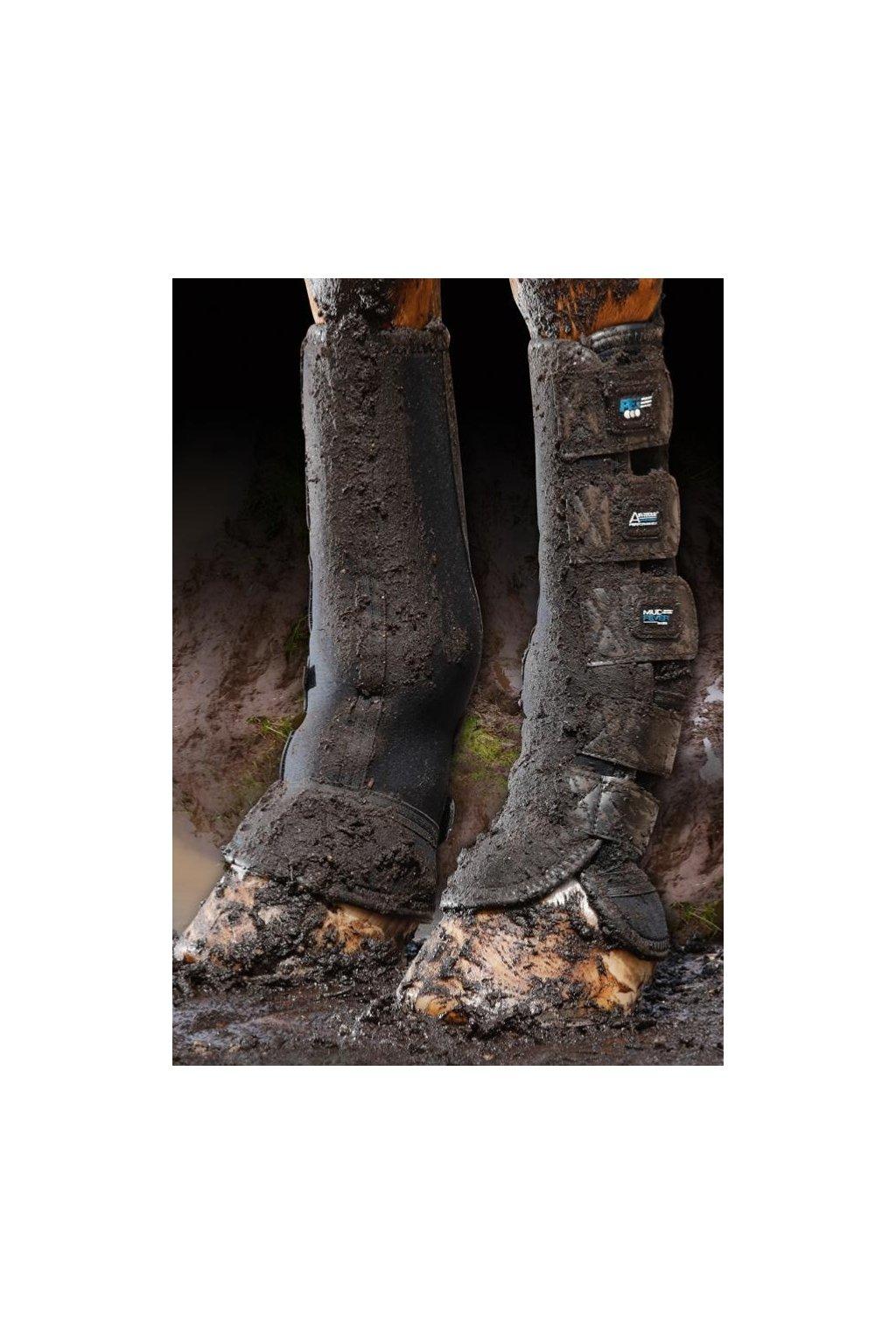 Kamaše do výběhu Turn Out Mud Fever Boots Premier Equine