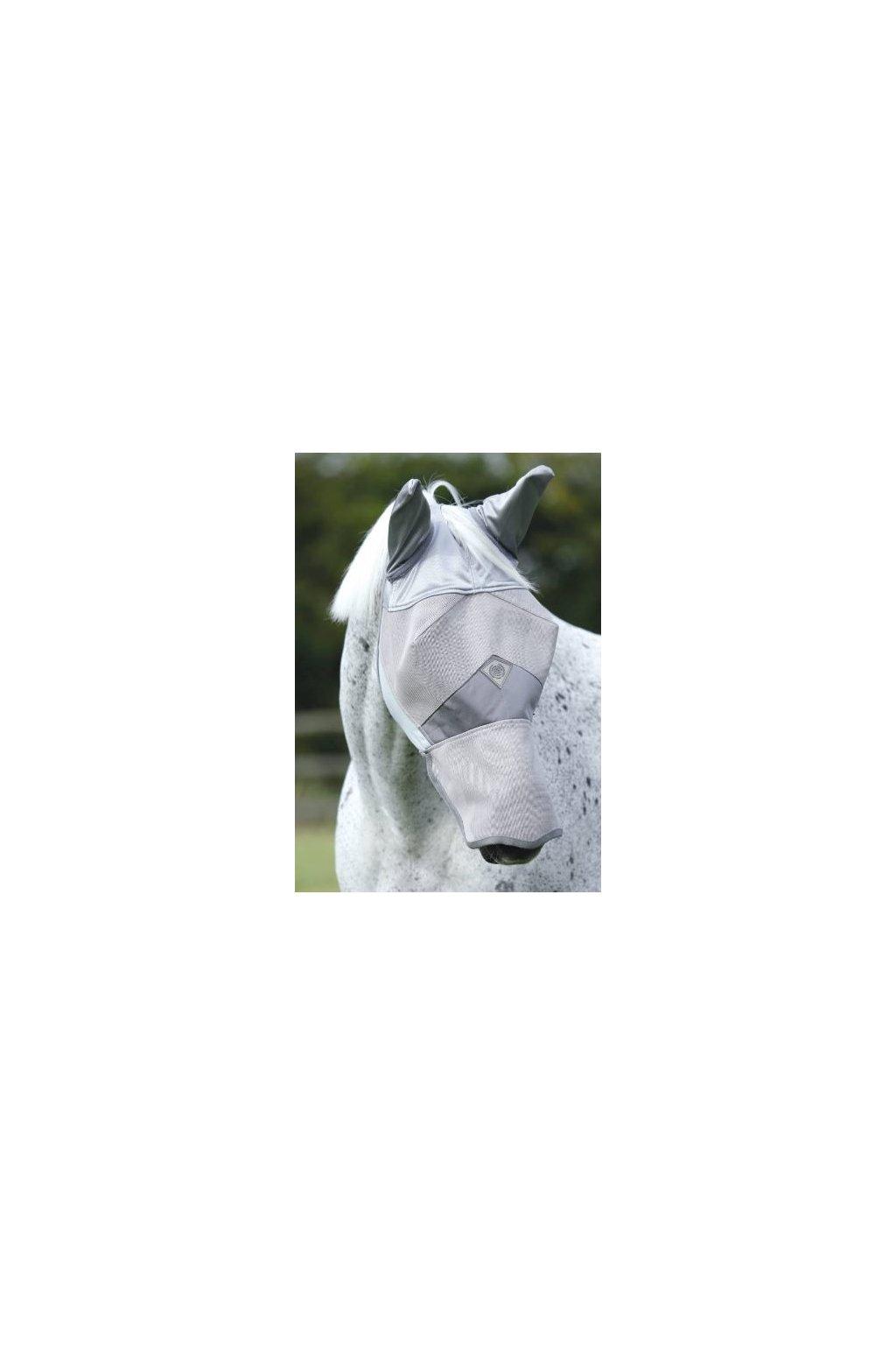 Maska proti hmyzu Buster X-tra UVA Premier Equine
