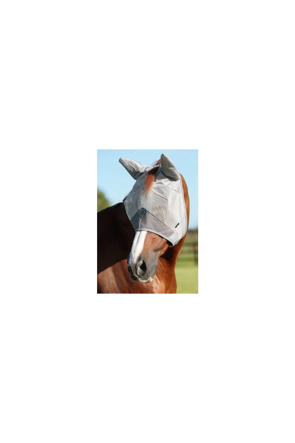 Maska proti hmyzu Buster Standart UVA Premier Equine