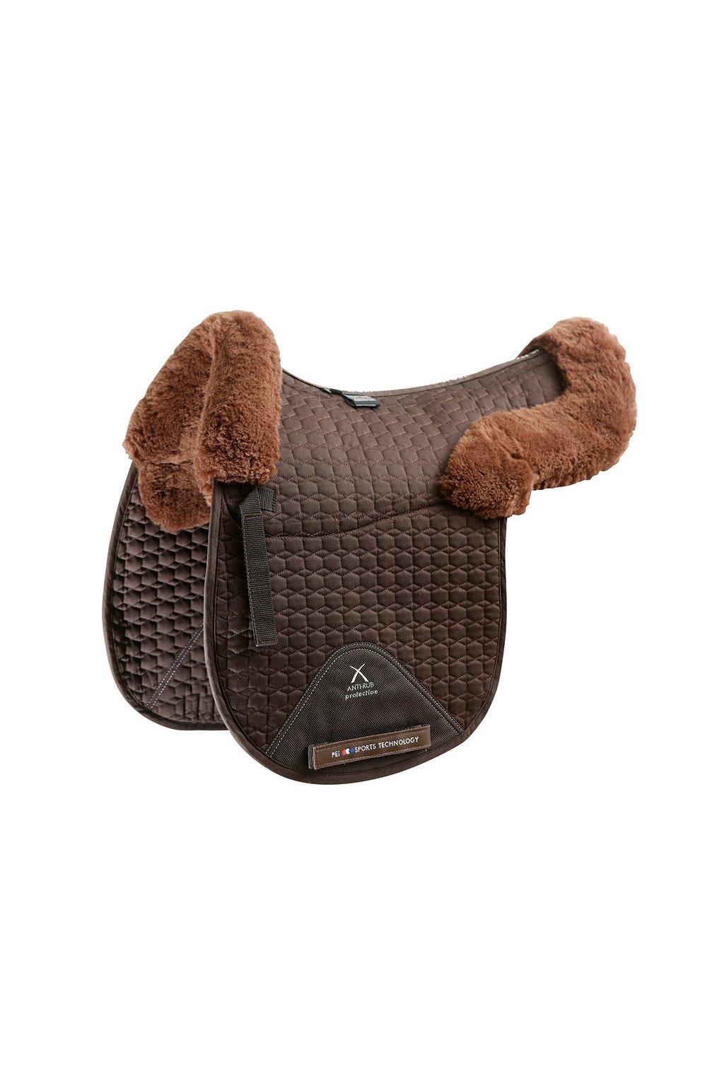 Podsedlová dečka Merino Wool Saddle Pad Premier Equine skoková