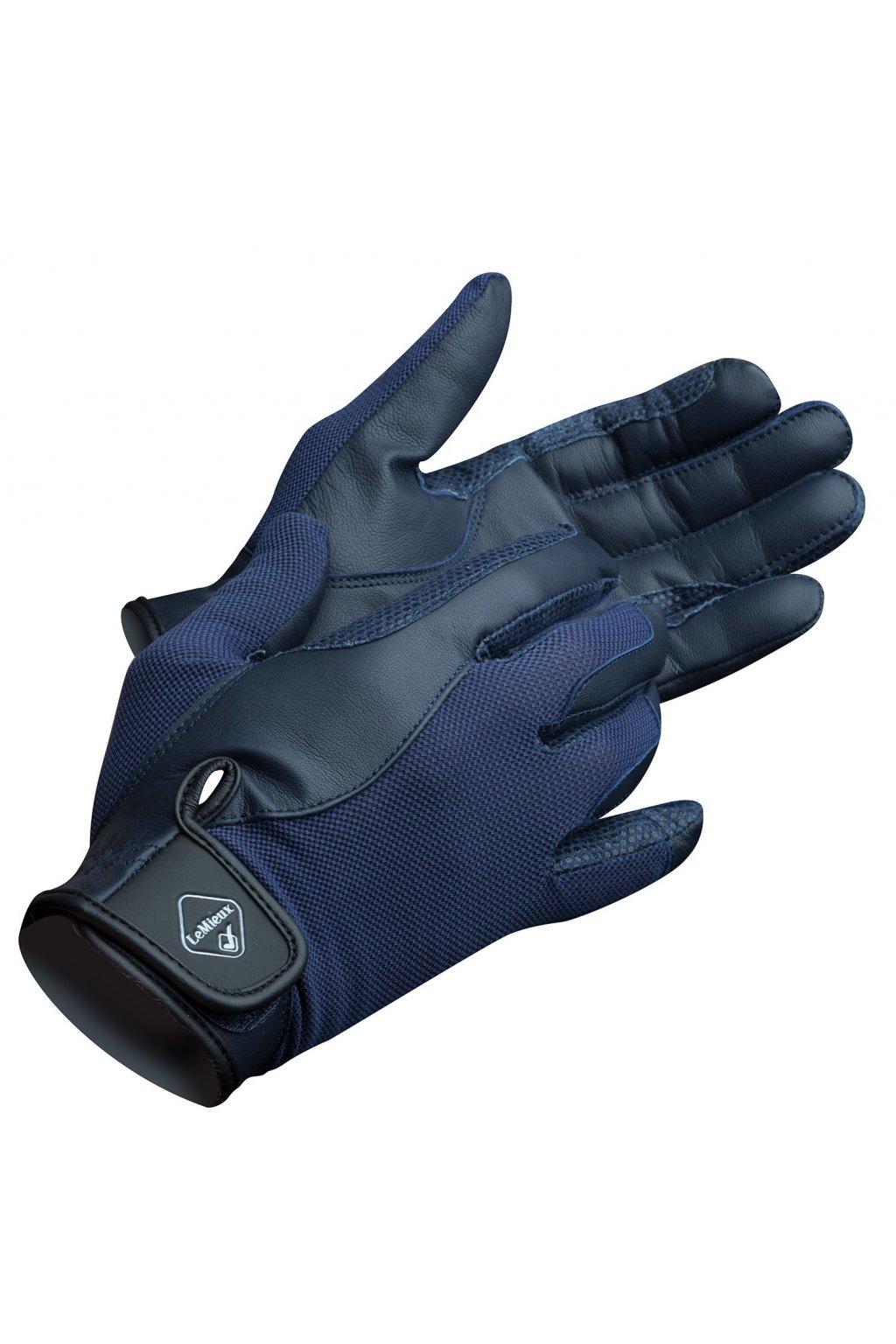 Jezdecké rukavice Pro Touch Performance LeMieux