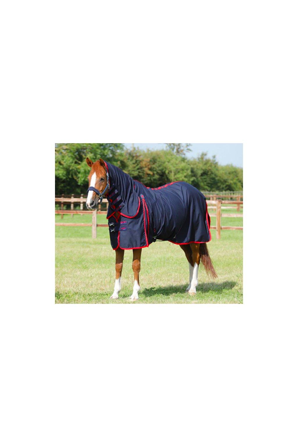Víceúčelová deka Combo Sheet Premier Equine