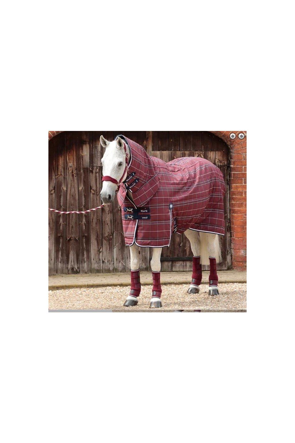 Stájová zateplená deka Domus Stable 200g Premier Equine