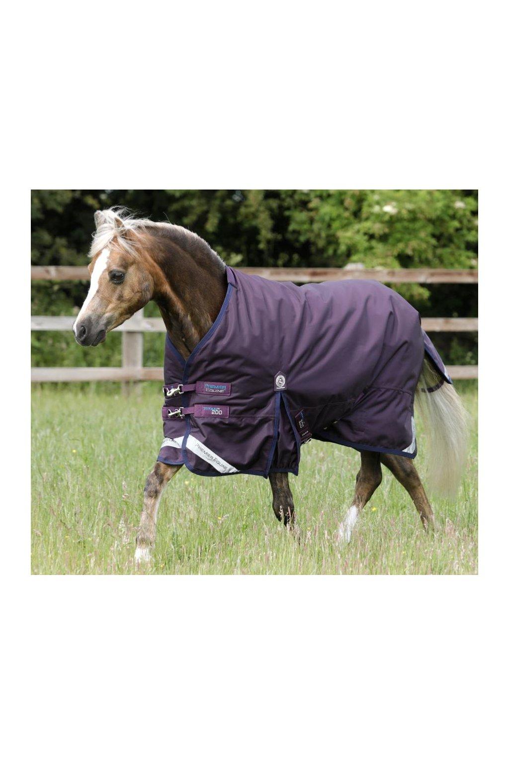 Výběhová deka Pony Titan Original 200g Premier Equine