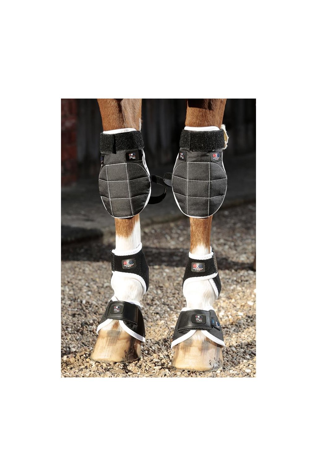 SS19 Magni Teque Hoof Fetlock Knee Boots Main Image RGB 72 zoom